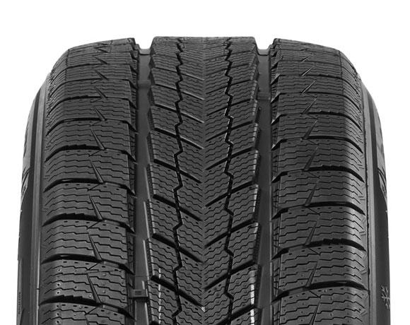 Tyre tread pattern on Wintoura SUV tyre