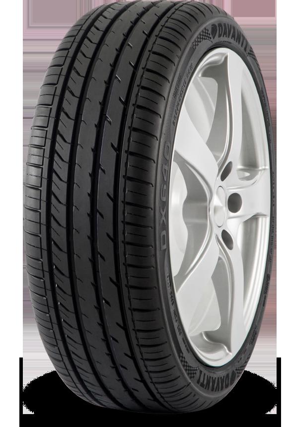 DX640 tyre