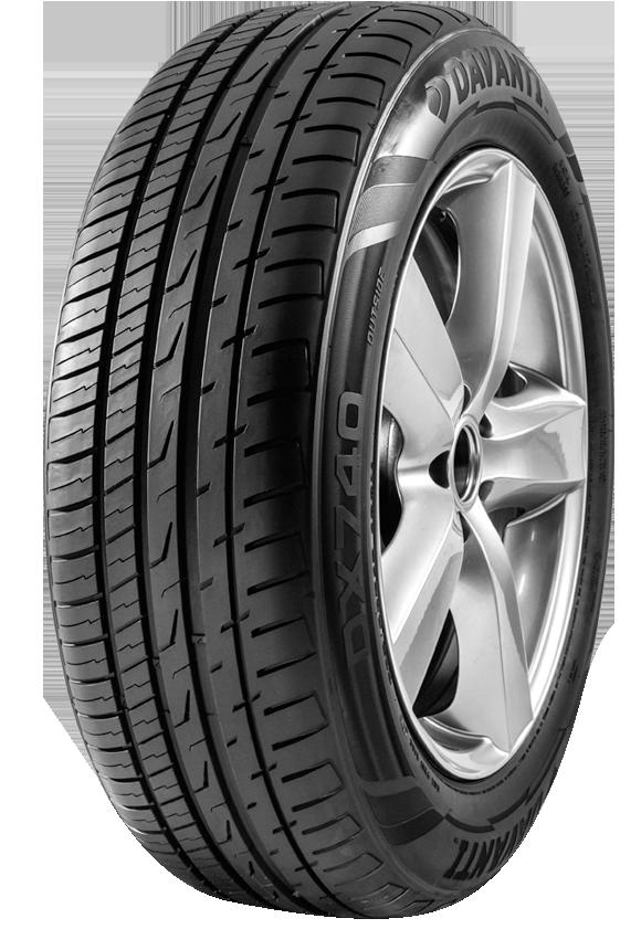DX740 tyre